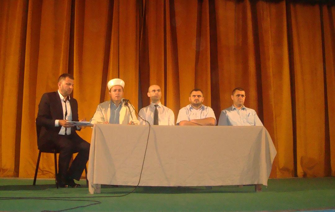 """""""Vëllazëria në Islam"""", simpozium në Pogradec"""