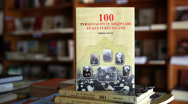 Ribotohet enciklopedia e 100 personaliteteve