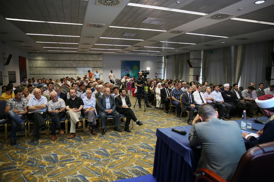 """Tiranë, mbahet simpoziumi """"Ramazani dhe vlerat e tij"""""""