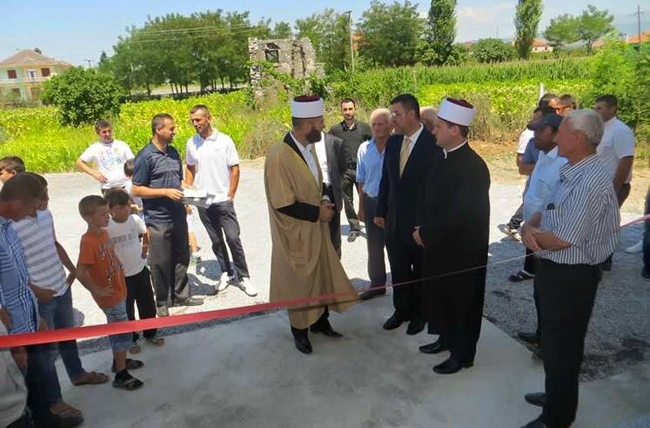 Malësisë së Madhe i shtohet një xhami e re
