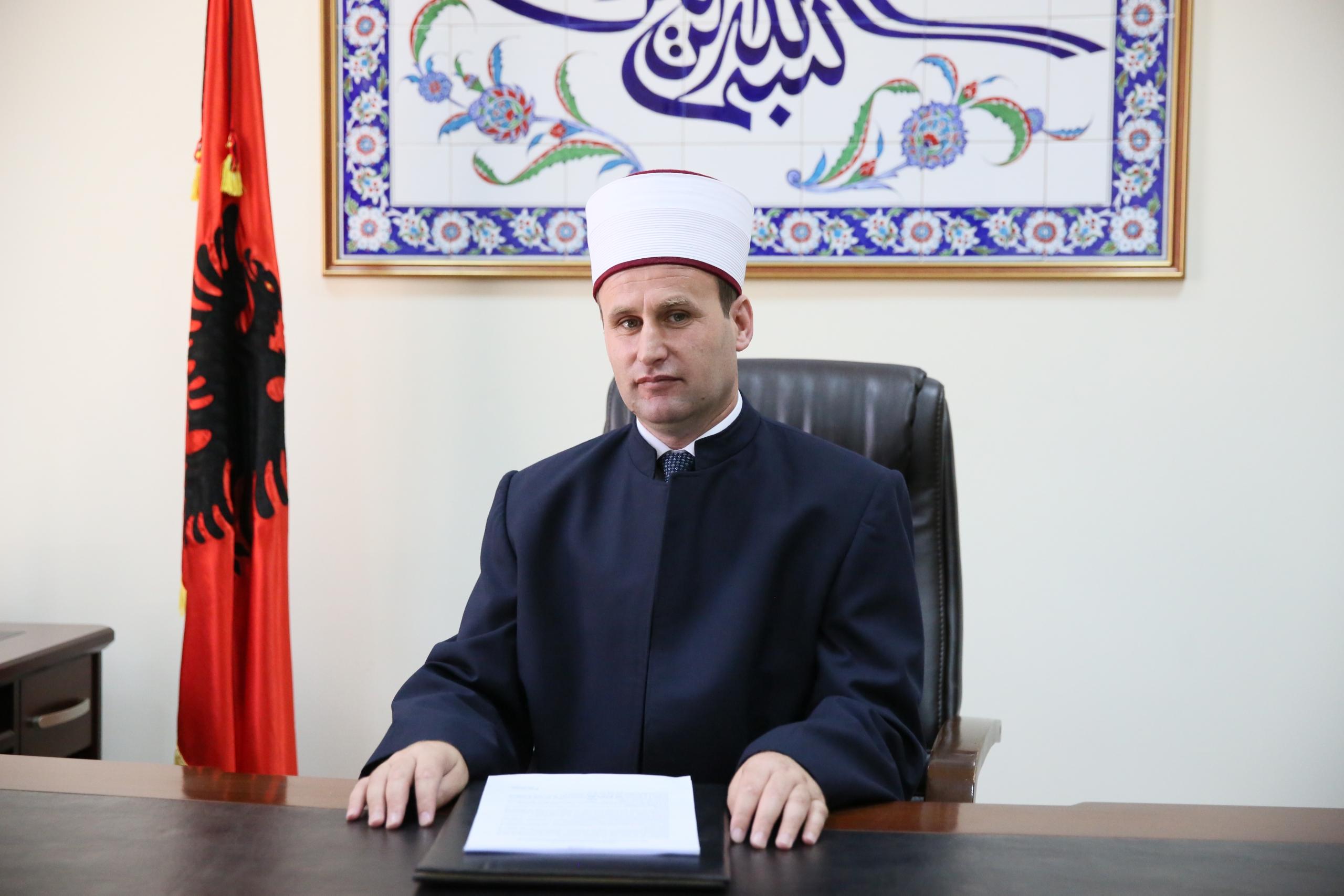 Nënkryetari i KMSH-së, Bujar Spahiu, uron shqiptarët për Kurban Bajram