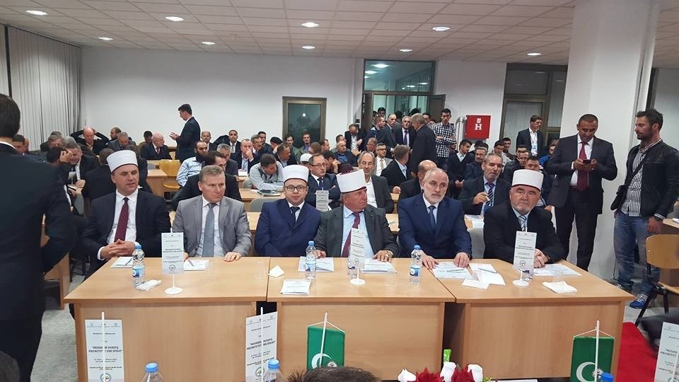 """KMSH merr pjesë në konferencën """"Medhhebi Hanefij, Prioritetet dhe Sfidat"""" në Maqedoni"""