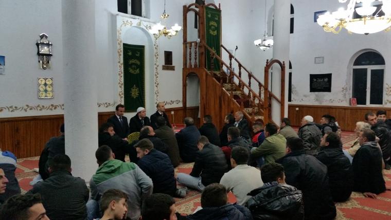 Cikli Bukuritë e Besimit Islam ndalet në qytetin e Pukës