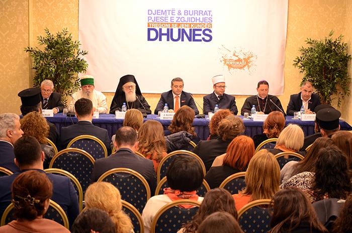 Komunitetet fetare së bashku kundër dhunës ndaj gruas