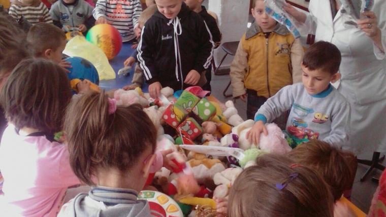 KMSH dhuron lodra për tre kopshte në Kërrabë