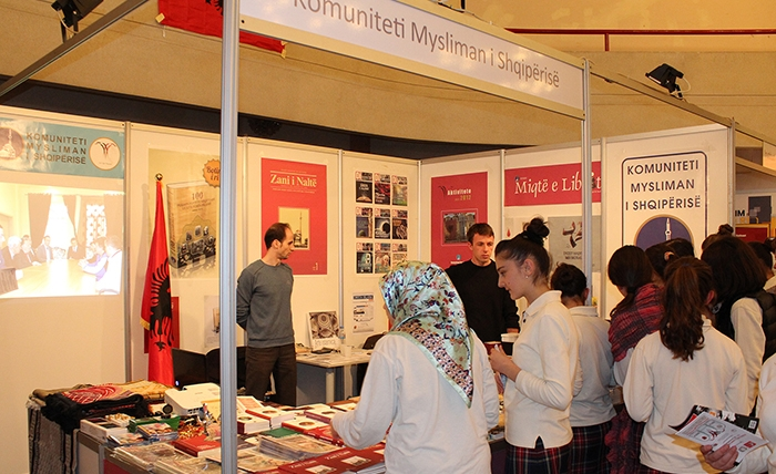"""Botimet e reja të KMSH-së në Panairin e Librit """"Tirana 2015"""""""
