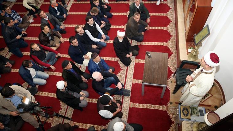 Bukuritë e Besimit Islam, Xhamia Ethem Beu