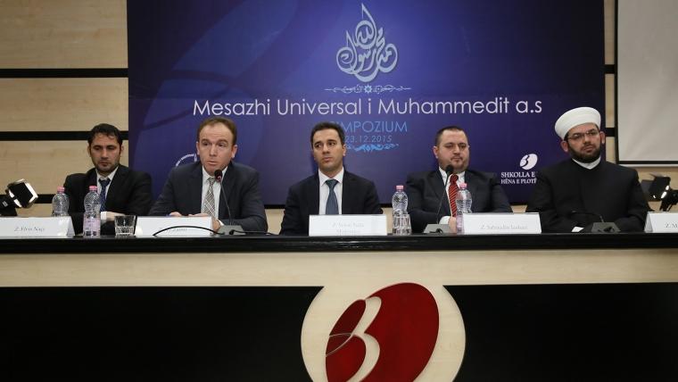 Simpozium: Mesazhi Universal i Profetit Muhamed a.s.