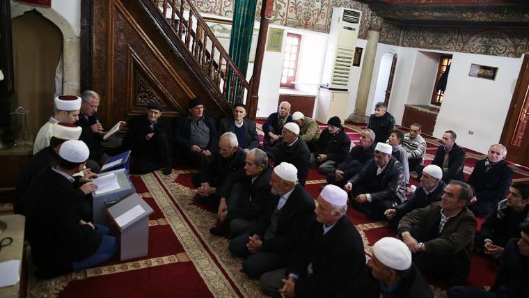 Përkujtohet Profeti Muhamed a.s. në xhaminë Et'hem Beu