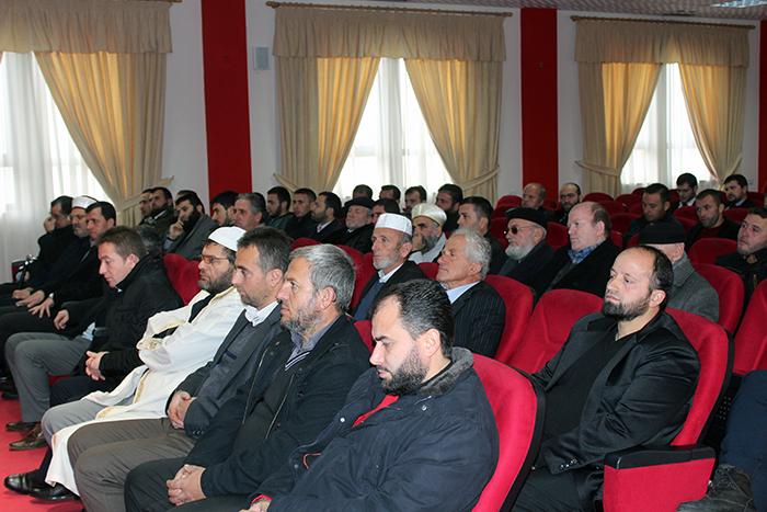 KMSH takim pune me imamët e rretheve
