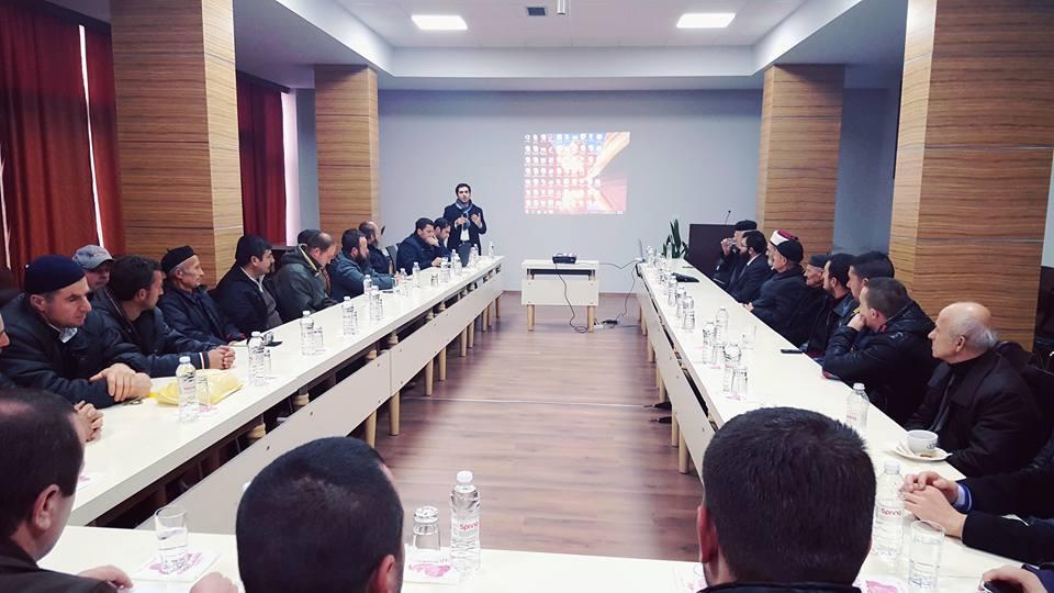 Forum mbi forcimin e rolit të imamëve