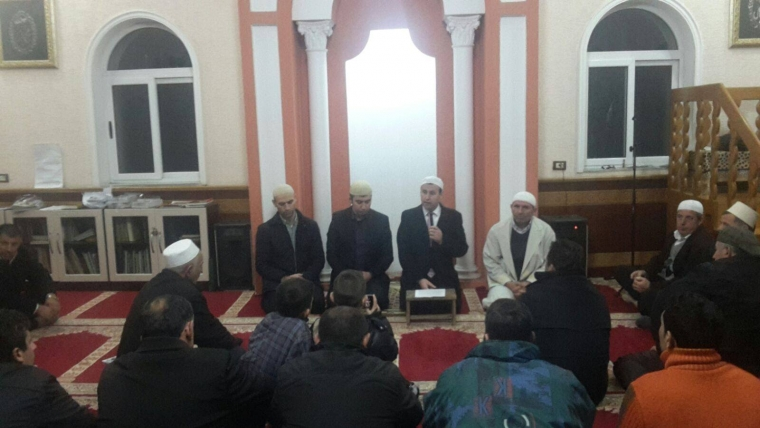 """""""Bukuritë e Besimit Islam"""" në Fushë-Krujë"""