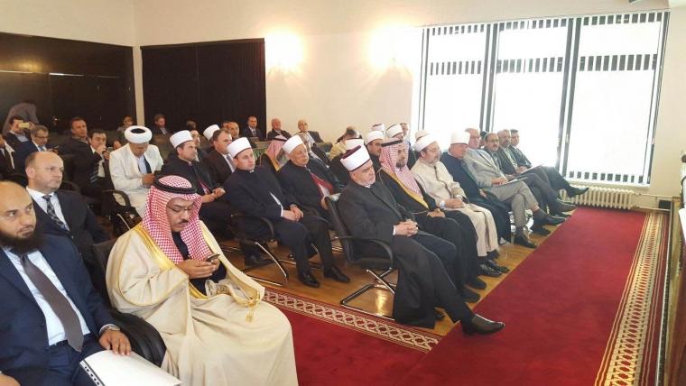 KMSH merr pjesë në takimin e komuniteteve islame të Evropës
