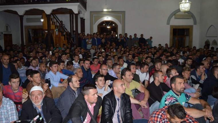 Takime me besimtarë të Prizrenit dhe Lipjanit