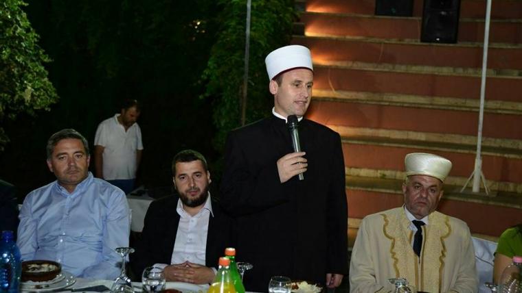 Myftinia Elbasan shtron iftar