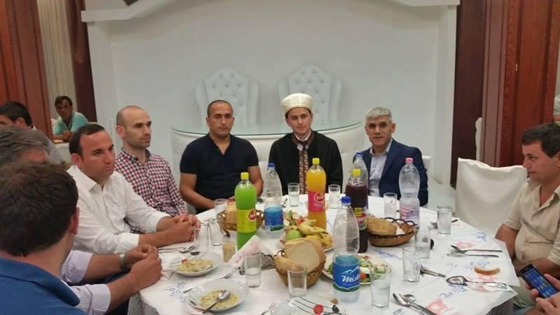 Myftinia Librazhd shtron iftar