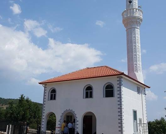 Prrenjas, inaugurohet xhamia e re ne fshatin Skroske