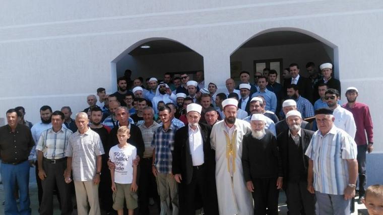 Pogradec, inaugurohet xhamia e re në fshatin Gurras