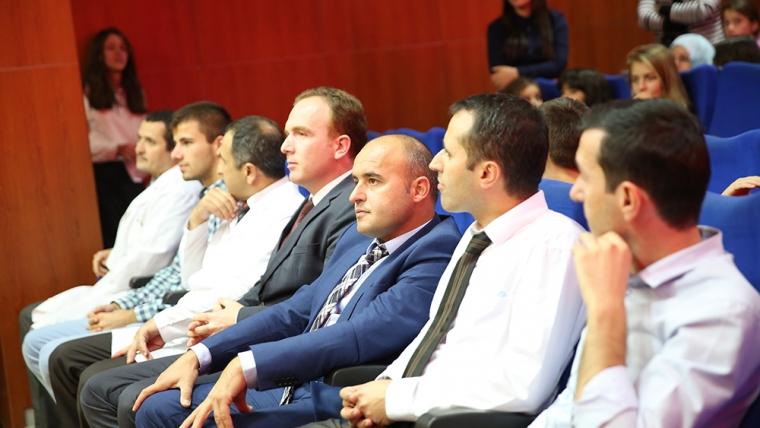 Kancelari i KMSH-së në Ditën Evropiane të Gjuhëve në Medresenë e Tiranës