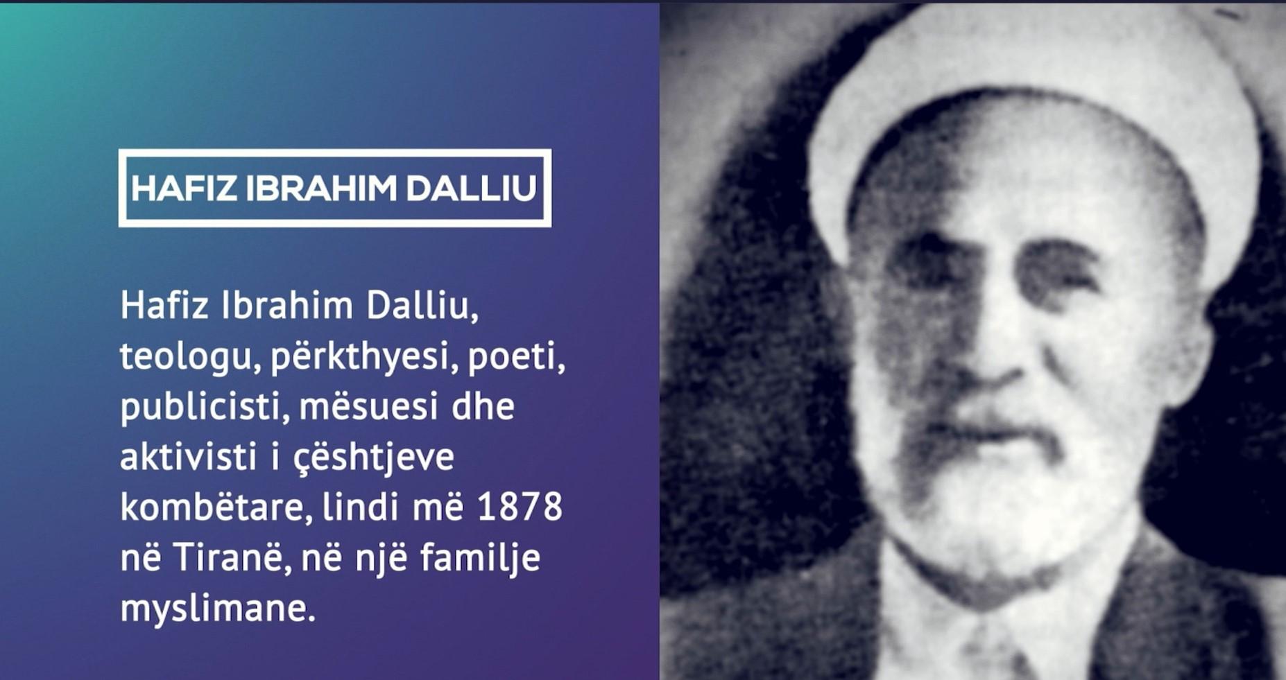 PROFIL / Hafiz Ibrahim Dalliu
