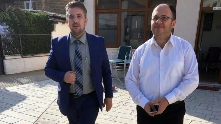 Kryetari Bruçaj viziton myftininë e Strugës