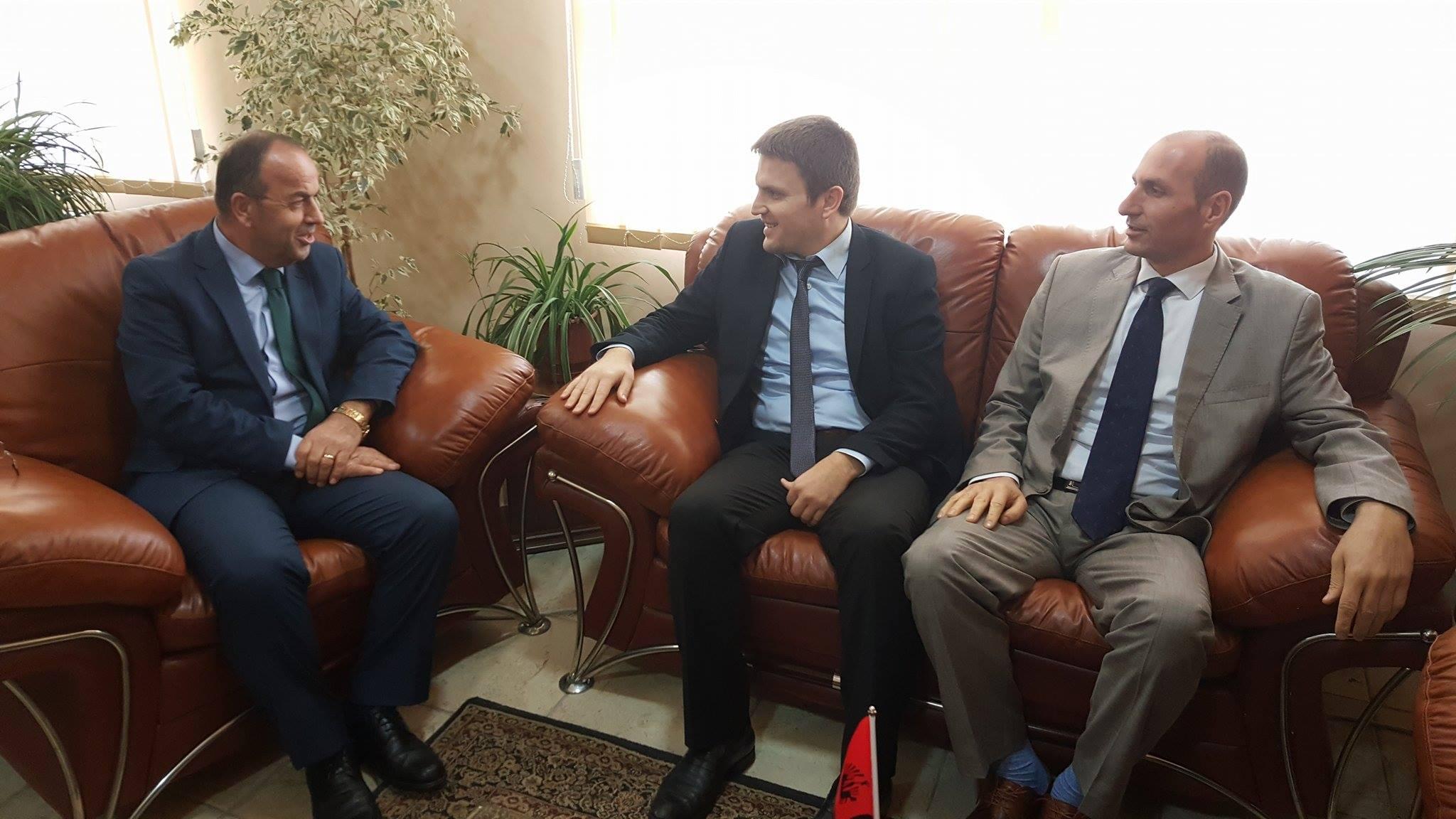 Nënkryetari i KMSH-së vizitë në Shkodër