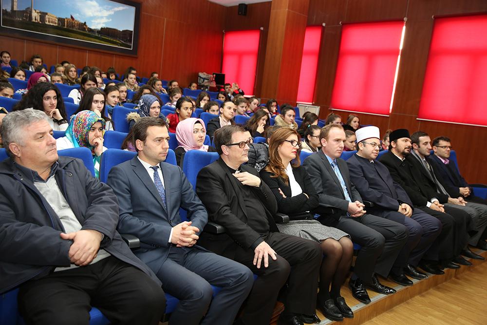 Dita Ndërkombëtare e Tolerancës në Medresenë e Tiranës