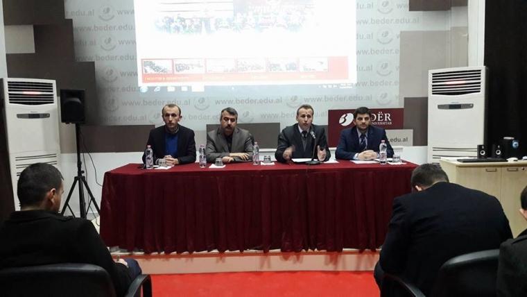 """Zhvillohet programi: """"Islami dhe komunikimi në publik"""""""