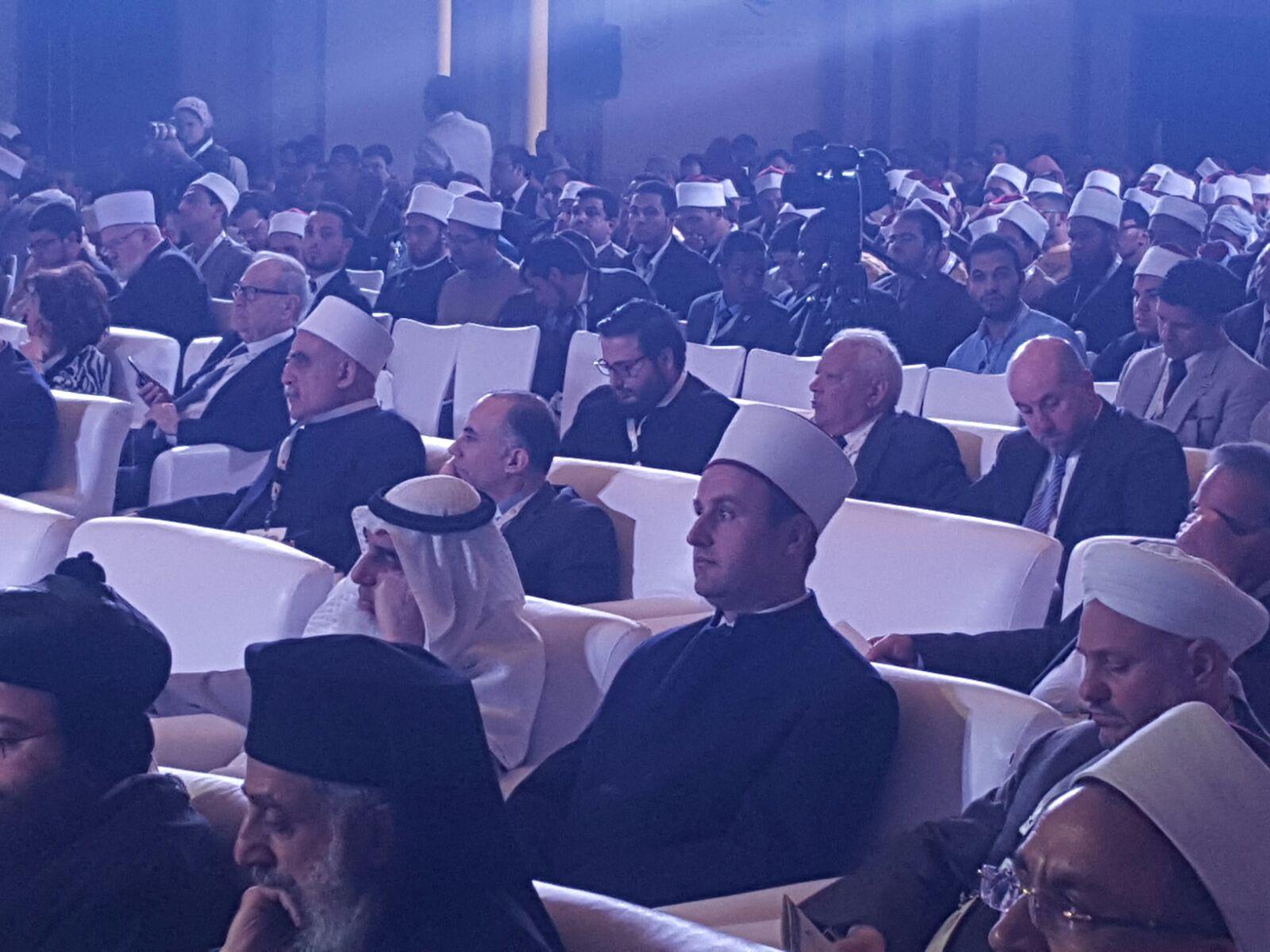 Egjipt, nënkryetari Bujar Spahiu merr pjesë në konferencën ndërkombëtare mbi diversitetin