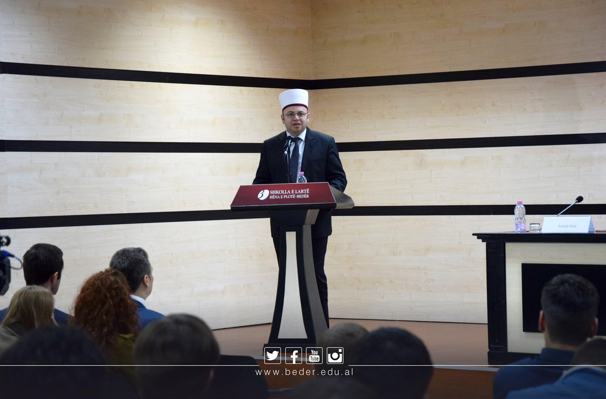 Zhvillohet Konferenca e I-rë Studentore në Shkencat Islame