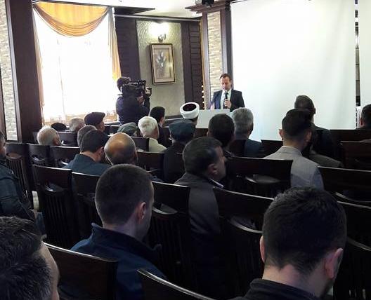 Myftinia Kukës organizon simpozium për Profetin Muhamed a.s.
