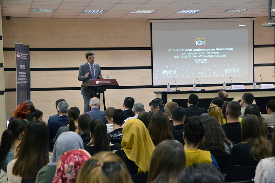 Bedër, zhvillohet konferenca e 5-të Ndërkombëtare në Shkencat Humane