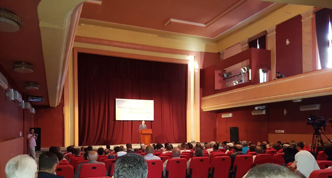 Myftinia Vlorë organizoi simpozium me rastin e muajit te bekuar të Ramazanit