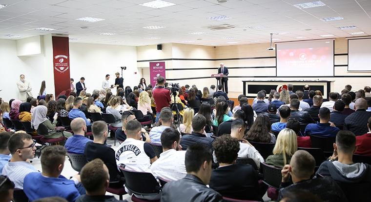 Universiteti Bedër hap dyert për vitin e ri akademik 2017 – 2018