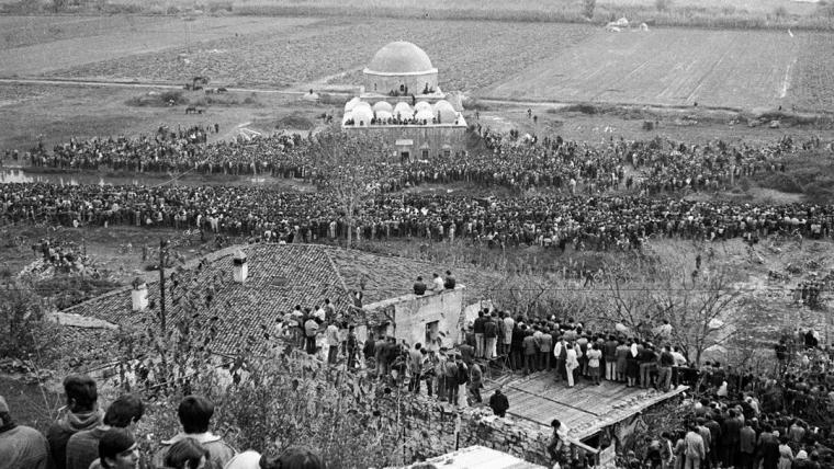 16 nëntori 1990, datë e shënuar për myslimanët shqiptarë