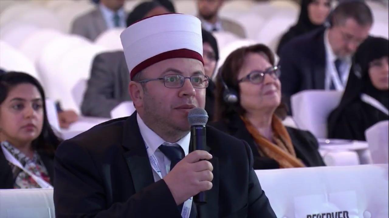 Kreu i KMSH-së merr pjesë në konferencën tre ditore në Abu Dabi