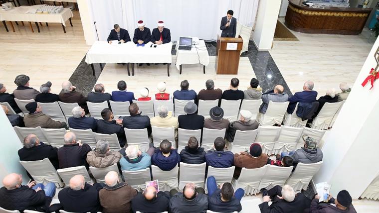 Myftinia e Krujës organizon simpozium për Profetin Muhamed a.s