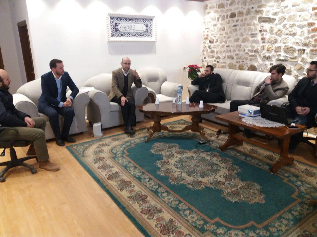 Nënkryetari i KMSH-së merr pjesë në mbledhjen e Myftinisë së Beratit