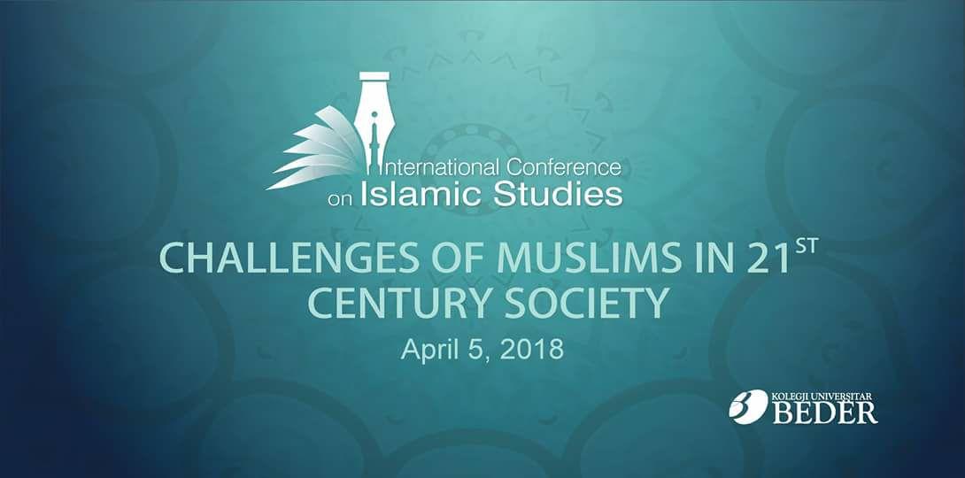 """""""Sfidat e myslimanëve në shoqërinë e shekullit XXI"""""""