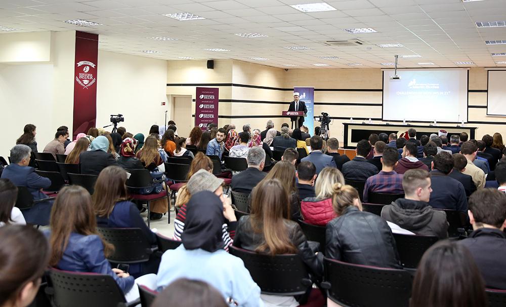 """Zhvillohet konferenca ndërkombëtare me temë: """"Sfidat e myslimanëve në shoqërinë e shekullit XXI"""""""