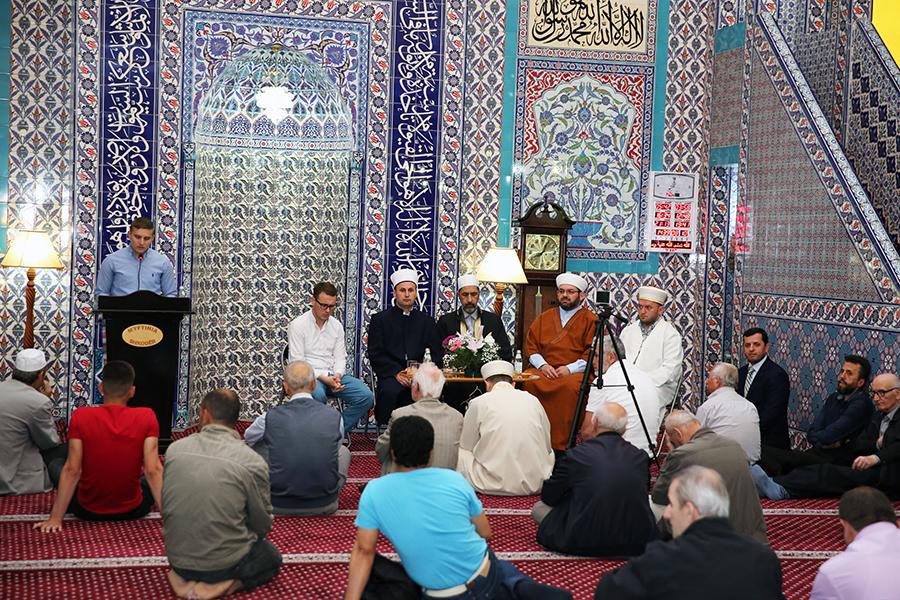 """Programi """"Frytet e Besimit"""" zhvillohet në Xhaminë e Parrucës, Shkodër"""
