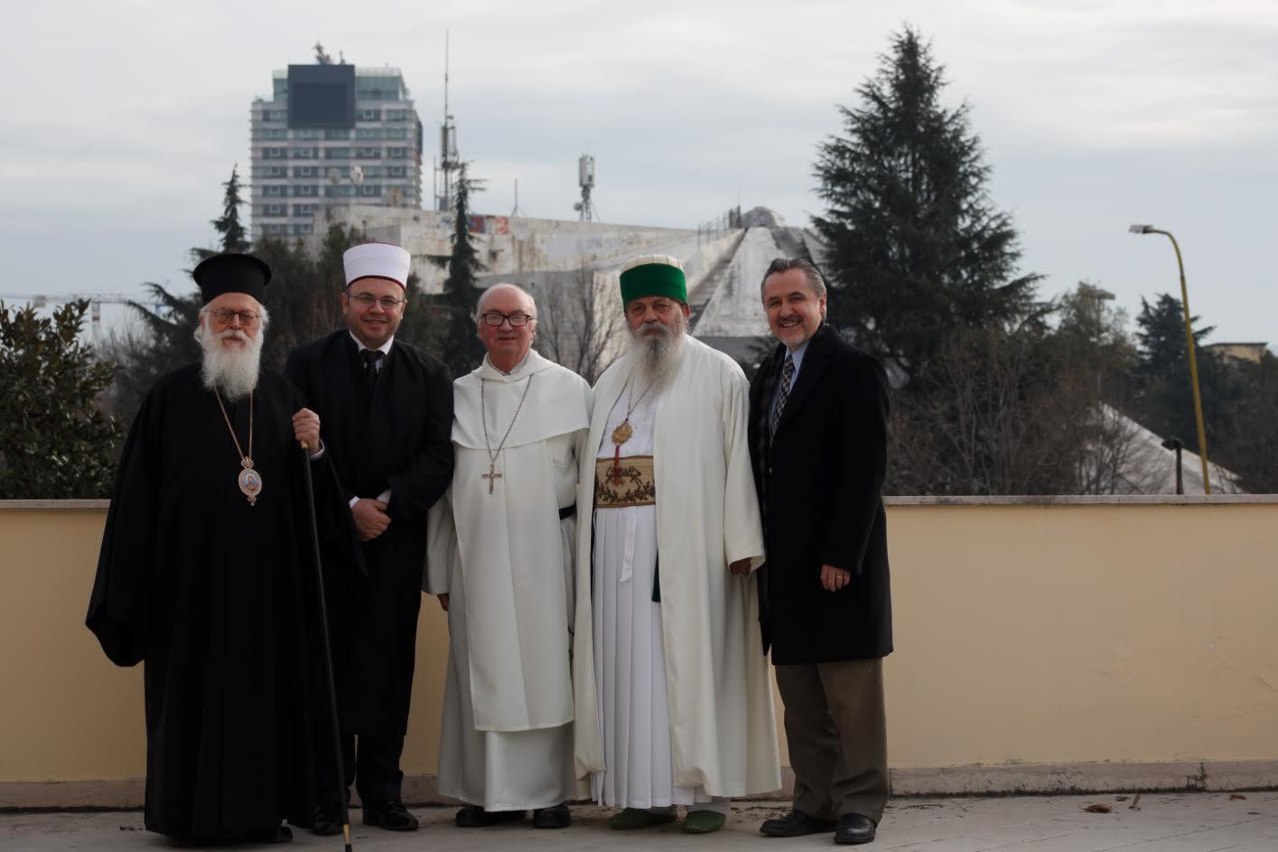 Deklaratë e përbashkët e komuniteteve fetare për hapjen e negociatave me BE