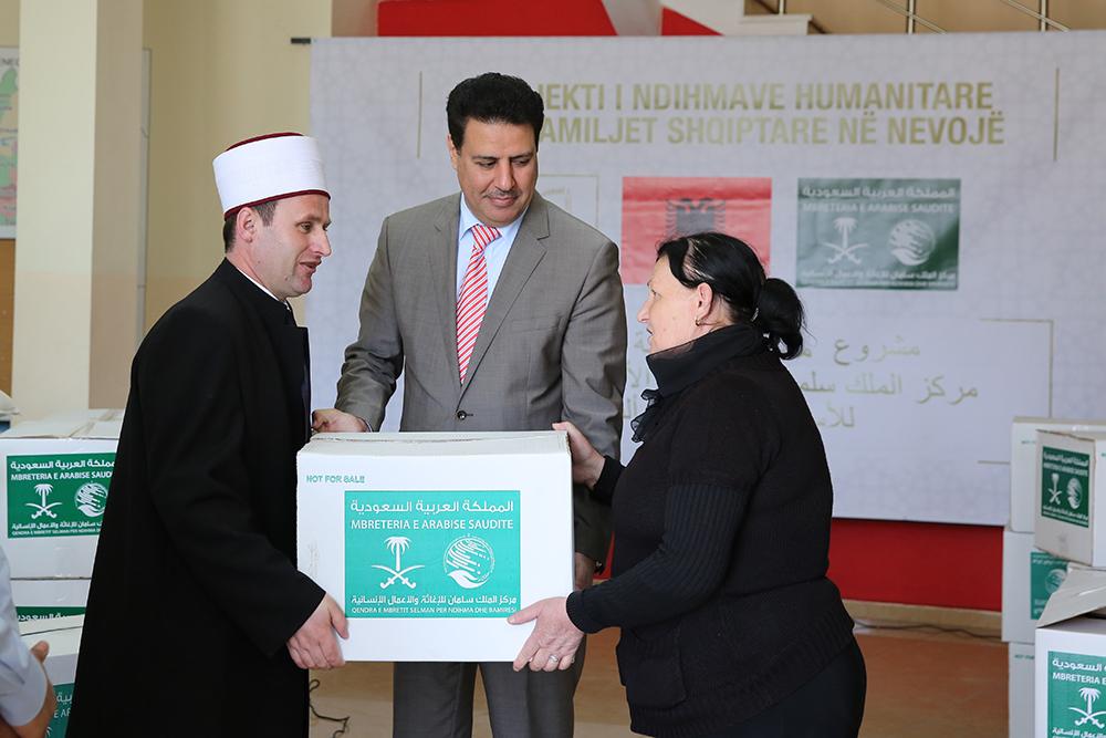 KMSH nis fushatën e bamirësisë në ndihmë të 1000 familjeve në nevojë