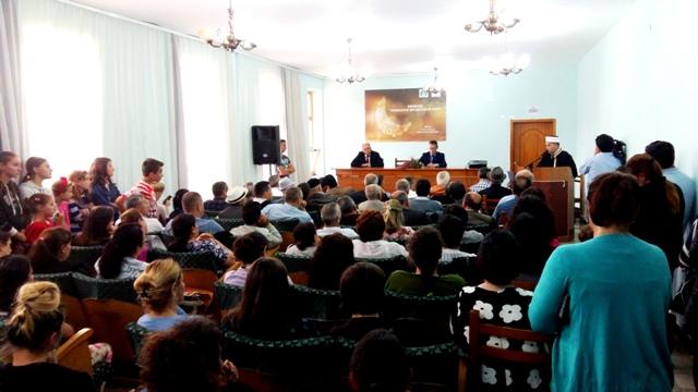 """Myftinia Pukë organizon simpoziumin """"Ramazani muaji i Kur'anit"""""""