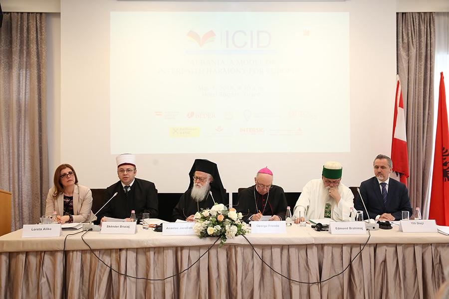 Zhvillohet konferenca ndërkombëtare mbi dialogun ndërfetar