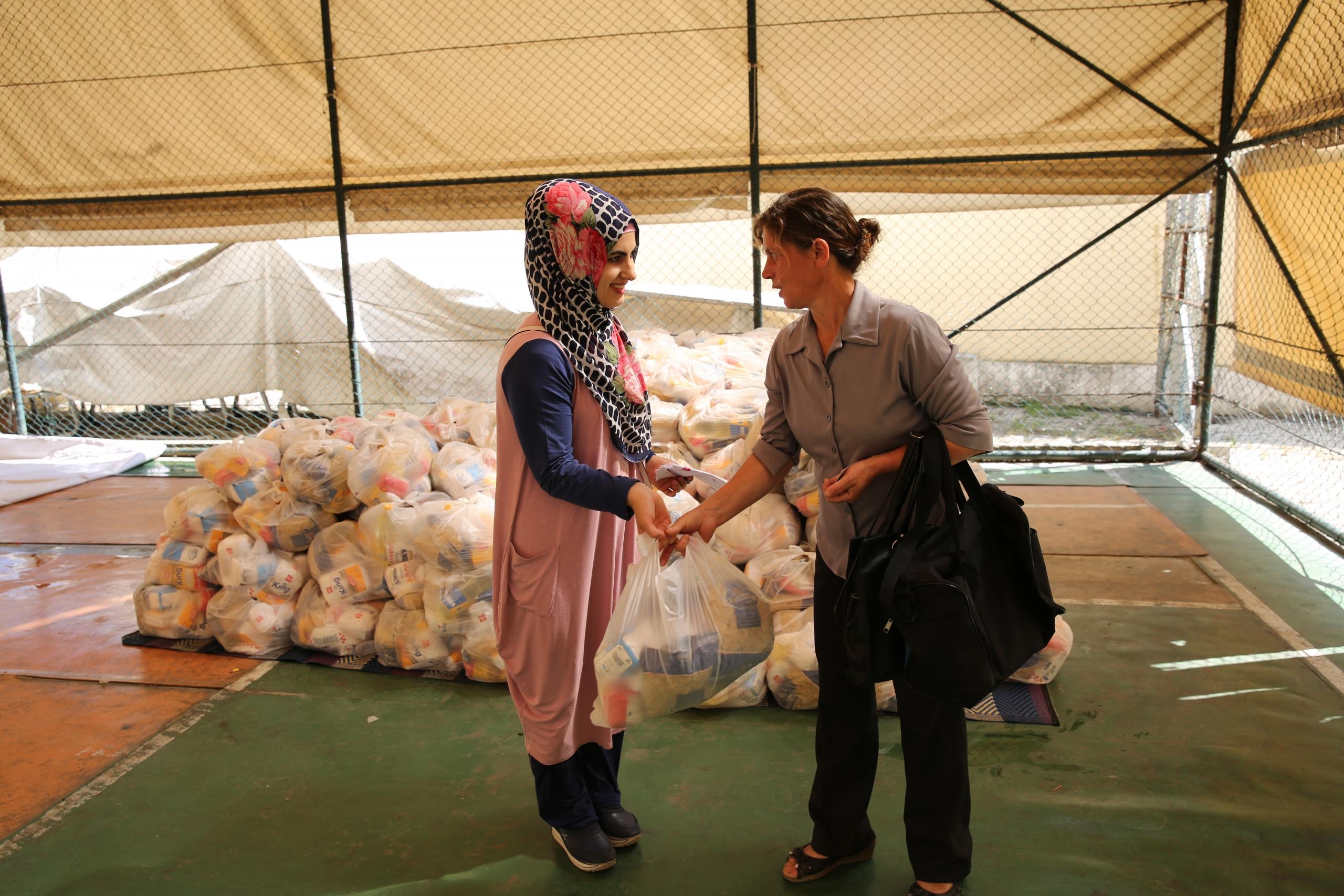 Komuniteti Mysliman finalizon fazën e dytë të ndihmave për shtresat në nevojë