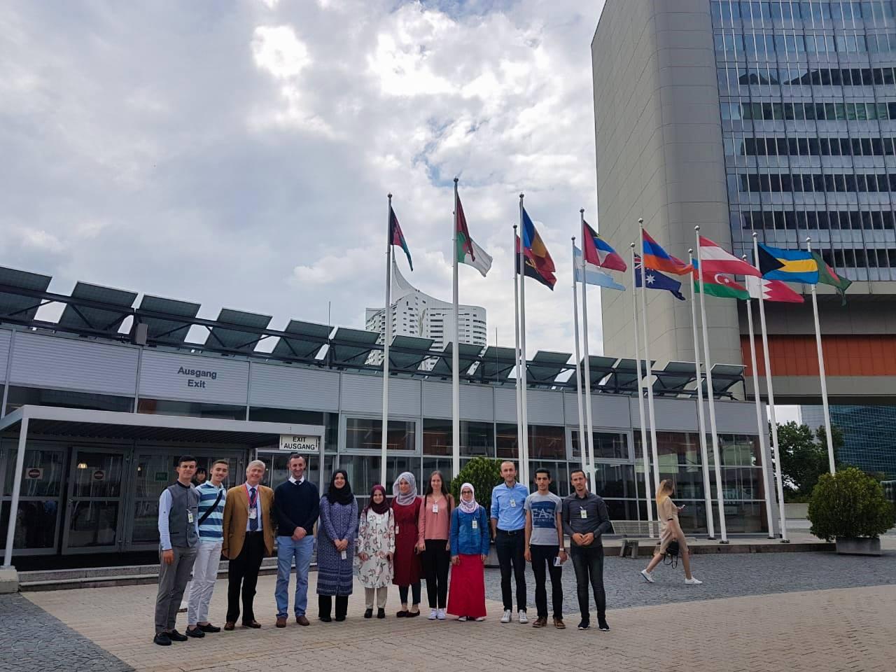Studentët e Shkencave Islame në Bedër, zhvillojnë shkollën verore në Austri dhe në Egjipt