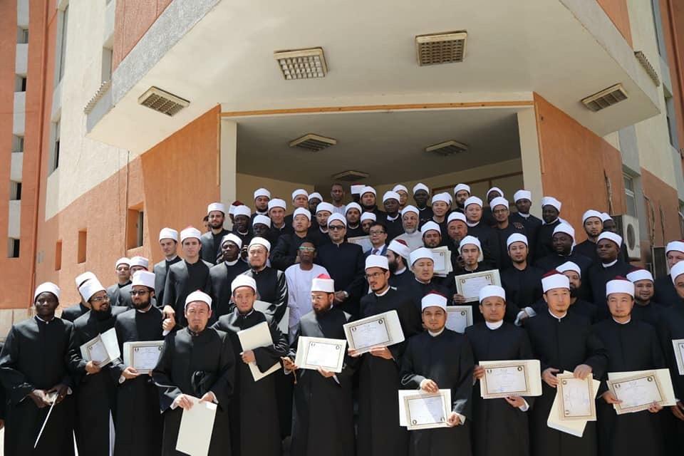 Studentët e Universitetit Bedër marrin pjesë në trajnimin e imamëve në Universitetin el-Ezher, Kajro