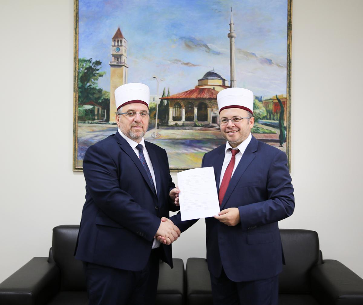 KMSH dhe BIK bashkëpunojnë në ringjalljen e trashëgimisë kulturore Islame në trevat shqiptare