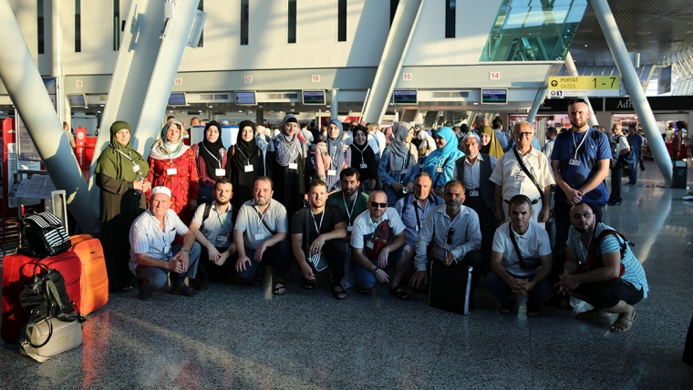 Niset grupi i parë i haxhinjve shqiptarë drejt Mekës e Medines